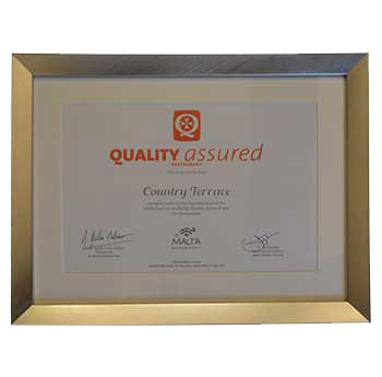Quality Assured Certificates